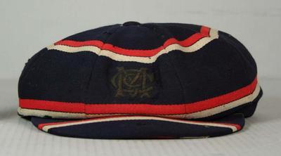 Melbourne Cricket Club Cap, c.1940s-50s