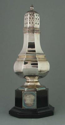 The Sugar International Netball Challenge Trophy, 1995; Trophies and awards; N2014.38.4