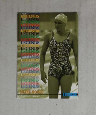 Shane Gould 'Olympic Legends' Trade Card, 1996
