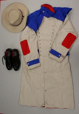 Final performance costume worn by Rosalind Wong, Sydney 2000 Olympic Marching Band, Sydney Olympic Games, 2000