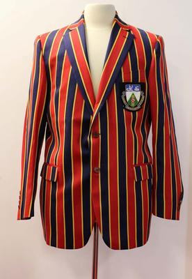 Toronto Cricket Skating and Curling Club blazer