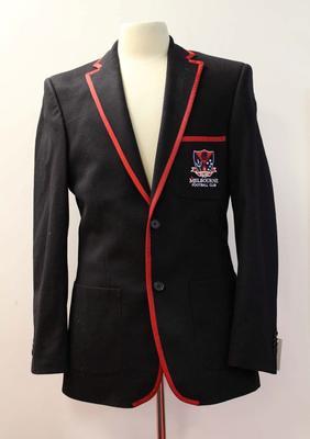 Melbourne Football Club blazer, c. 2013