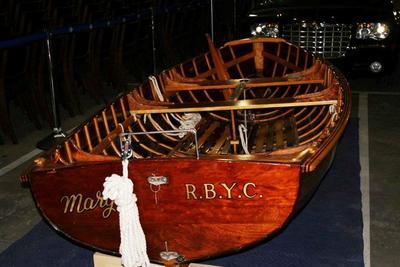 12ft cadet dinghy, 'Margo'