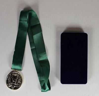 Unawarded Dally M medal. c. 2008