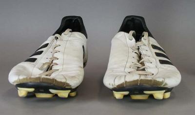 Football boots worn by Matthew Pavlich, 2007