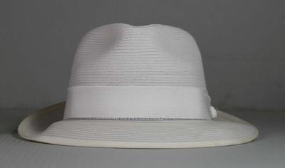 Goal umpire's hat worn by Graham Danne, AFL Grand Final, 1994