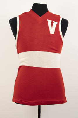 North Adelaide training guernsey worn by Barrie Robran