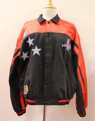 South East Melbourne Magic supporter jacket, c. 1993