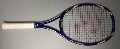 Tennis racquet used by Lleyton Hewitt at the Australian Open, 2016