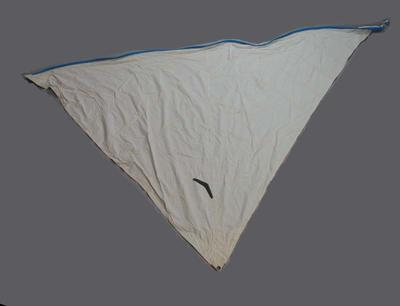 Triangular Sail for Cadet Dinghy - Jib - made by Rolly Tasker Sails