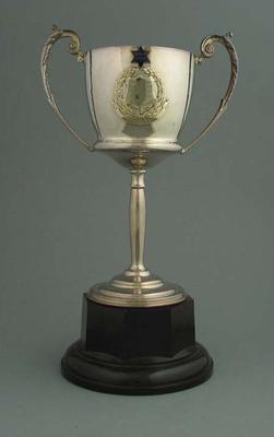 Trophy for Devonport Grand Prix 1939, won by Keith Thurgood