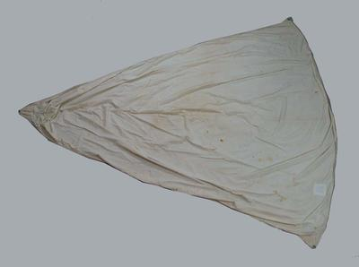 Triangular Sail for Cadet Dinghy - Spinnaker - made by Rolly Tasker Sails