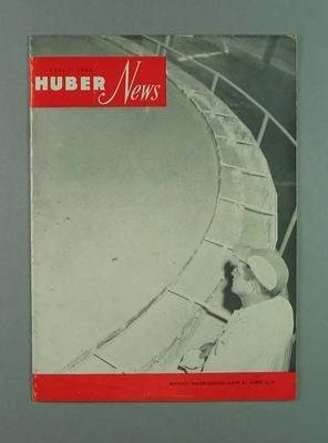 Huber News, Fall 1956