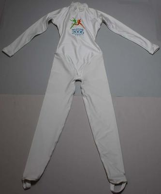 Body suit, worn by Cathy Freeman, 2003