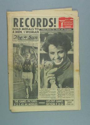 The Sun, 24 November 1956