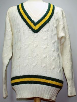 Jumper issued to John Foster, circa 1956.
