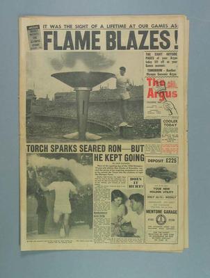The Argus, 23 November 1956