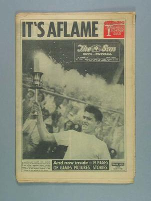 The Sun, 23 November 1956