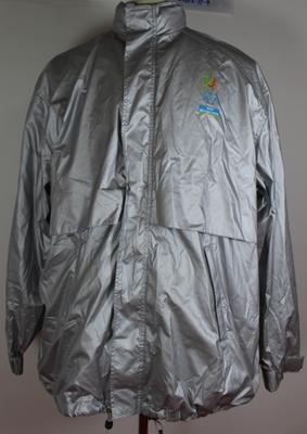 Jacket worn by Barry Minster at the Melbourne 2006 Commonwealth Games