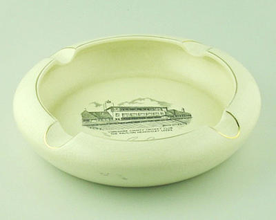 Ashtray, Brian Close Benefit Year 1961