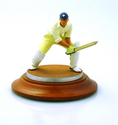 Ceramic figurine, Sir Leonard Hutton