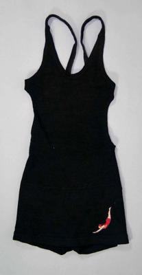 Black bathing suit, c1920s-30s