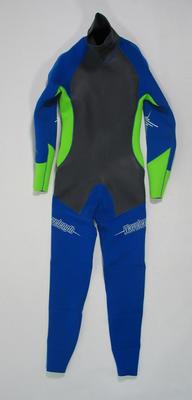 Full length Wavelength wetsuit, c1989
