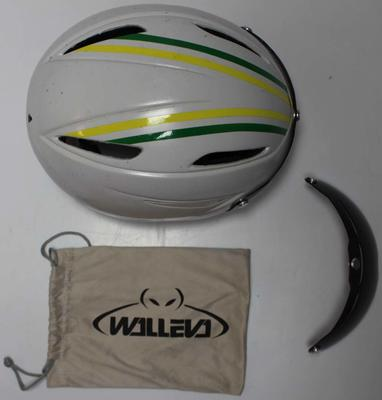 Helmet worn by Madison de Rozario, 2018 Commonwealth Games