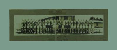 Photograph of Australian Army Physical & Recreational School, Frankston c1940-41; Photography; M1961