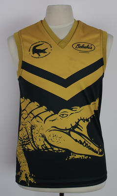 The Berlin Crocodiles football jumper