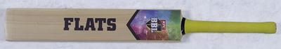 Bat Flip cricket bat, associated with the 2018/19 Big Bash League season.