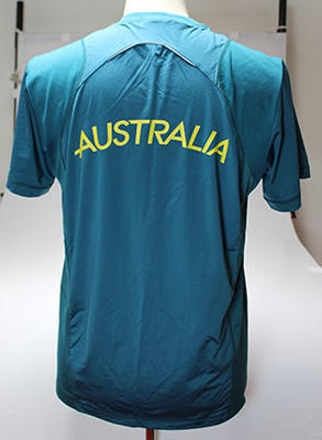 Australian Olympic team general uniform, Beijing 2008