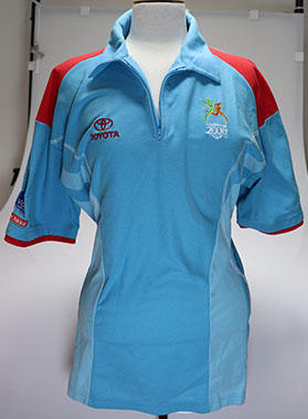 Melbourne 2006 Commonwealth Games uniform, worn by Wendy Braybon.
