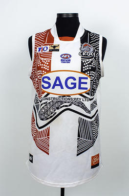 Southern Districts Crocs 2018/2019 clash guernsey