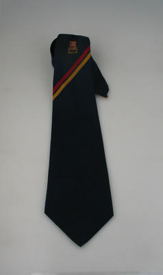 Tie, Essex County Cricket Club centenary; Clothing or accessories; M2457