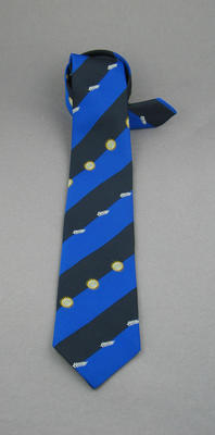 Tie, New Zealand cricket tour of India; Clothing or accessories; M2493
