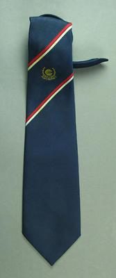 Melbourne Cricket Club Fifty Year member tie, worn by Sir Edmund Herring