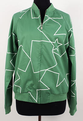 Australian team Opening Ceremony jacket worn by Kerri Pottharst, 2004 Athens Olympic Games