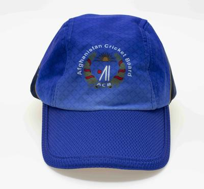 Afghanistan team cap, 2015 Cricket World Cup
