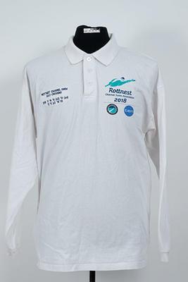 Rottnest Channel Swim finishers shirt, 2018