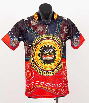Unworn Koori Knockout souvenir jersey, 2019