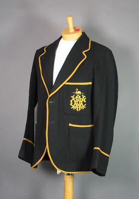 Blazer worn by W J Horrocks, Western Australian Cricket Association