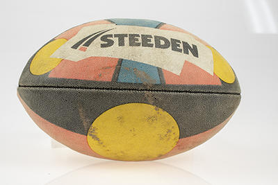 Ball used during the 2019 Koori Knockout tournament