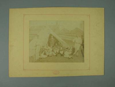 Photograph - 2nd Australian Eleven, Malton, North Yorkshire, 7 July 1880