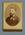 Photograph of English cricketer Richard Gorton Barlow with signature