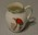 Small ceramic jug, 'The All Black Team'