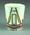 "Miniature cup, ""Hambledon - The Cradle of Cricket"" design"