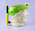 Ceramic jug, Don Bradman design