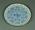 Century of Centuries plate featuring cricketer M. C. Cowdrey