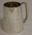 Tankard, signatures & engraving:  'To the Skipper from the Boys 1946-47 Tour'